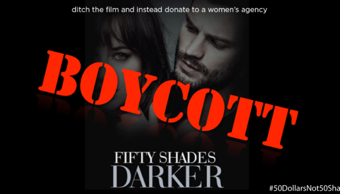 Boycott Fifty Shades Darker