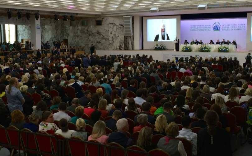 Family Conference in Russia