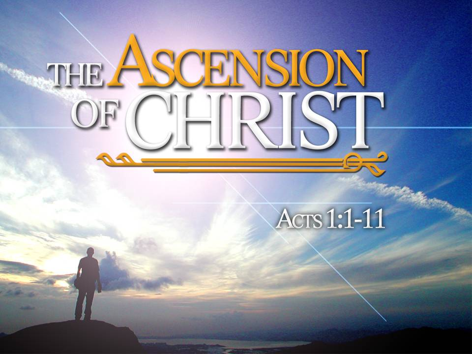The-Ascension-of-Christ