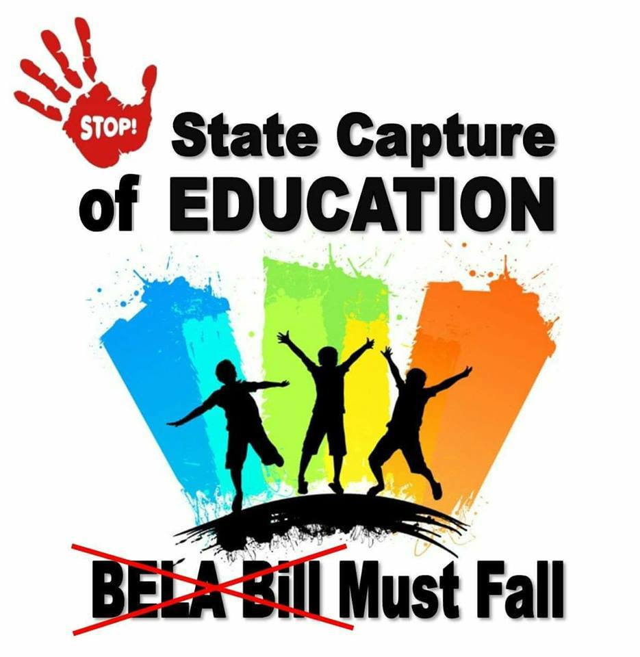 stop state capture of education