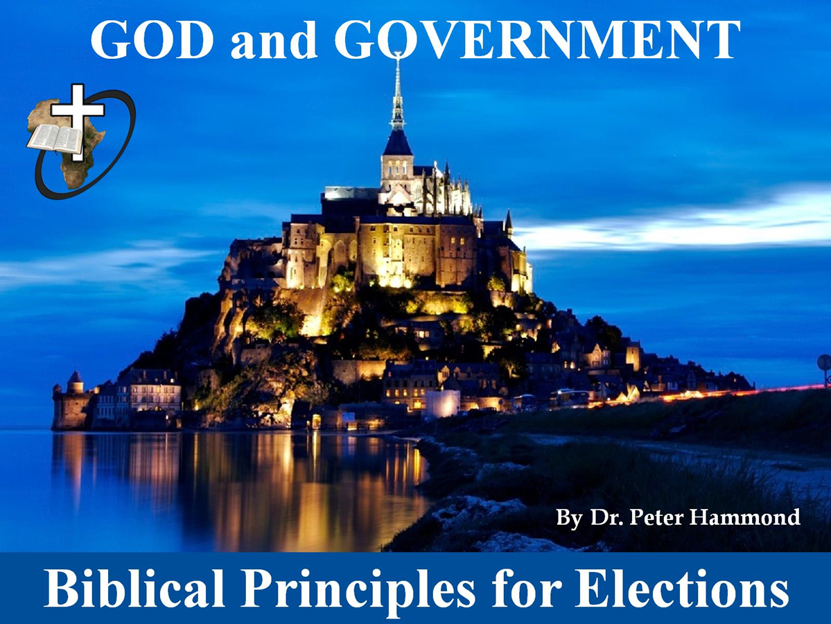 Biblical Principles for Elections
