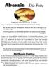 Leaflet: Aborsie - Die Feite (Afrikaans)